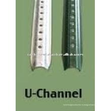 Знак «Дорога U-канала»