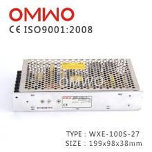 Wxe-100s-27 Fonte de alimentação de unidade de 100W 100W Saída única SMPS