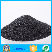 Alto valor de adsorción cáscara de coco carbón activado para la purificación de agua