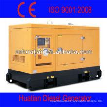 Generador diesel de 220 voltios 50 Hz con o sin techo silencioso