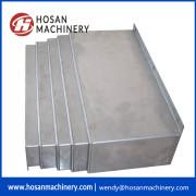 steel plate machine tools guide shield