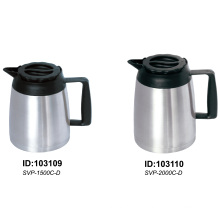 304 Stainless Steel Vacuum Teapot/Coffee Pot/Kettle