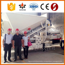 SDDOM MC1200 Mobile Concrete Mixing Plant with CE hot sale on market