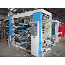 Six-color Flexographic Printing Machine