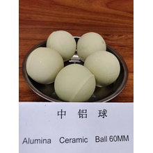 60~70% alumina ball for grinding machine