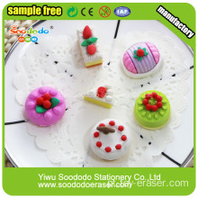 Mini Collectible Pencil Eraser Fornecedor