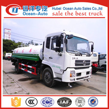 Camión del bowser del agua de Dongfeng 12000L para la venta