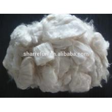 Tops en soie pure et luxueuse chinoise blanc A1