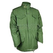 Padrão de ISO uniforme militar de casaco militar confortável