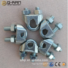 US Type Malleable Wire Rope Clip Cable Clamp