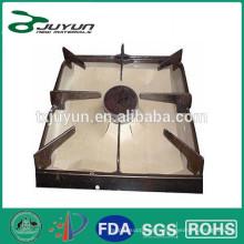 PTFE Антипригарное покрытие Бесшумный защитный кожух Размер 27 * 27см Толщина 0.08мм