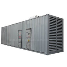 1MW1250kVA Containerized Soundproof Diesel Generator with Perkins Engine