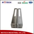 Alu отливки части обслуживание OEM Сделано в Китае