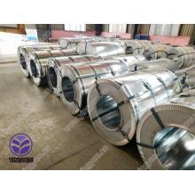 600-1500 bobinas de acero galvanizadas prepintadas