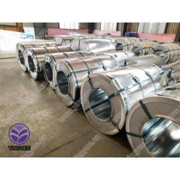 600-1500 bobinas de aço galvanizado prepainted