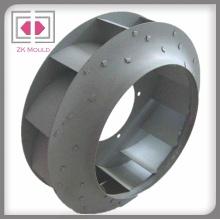 Impulsor de alumínio para centrífuga industrial