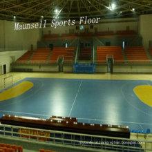 Revestimento profissional dos esportes do PVC do handball