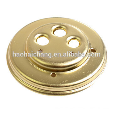 Nonstandard precision stamping assurance pipe brass flange