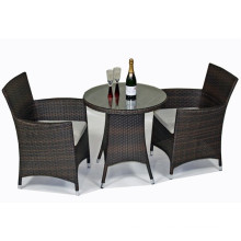 Outdoor Rattan Furniture Garden Wicker Patio Balcony Set