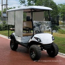 chariot de golf de jardin d'essence avec le prix bas