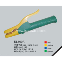 Non Hand Burnt Type Electrode Holder DL500A