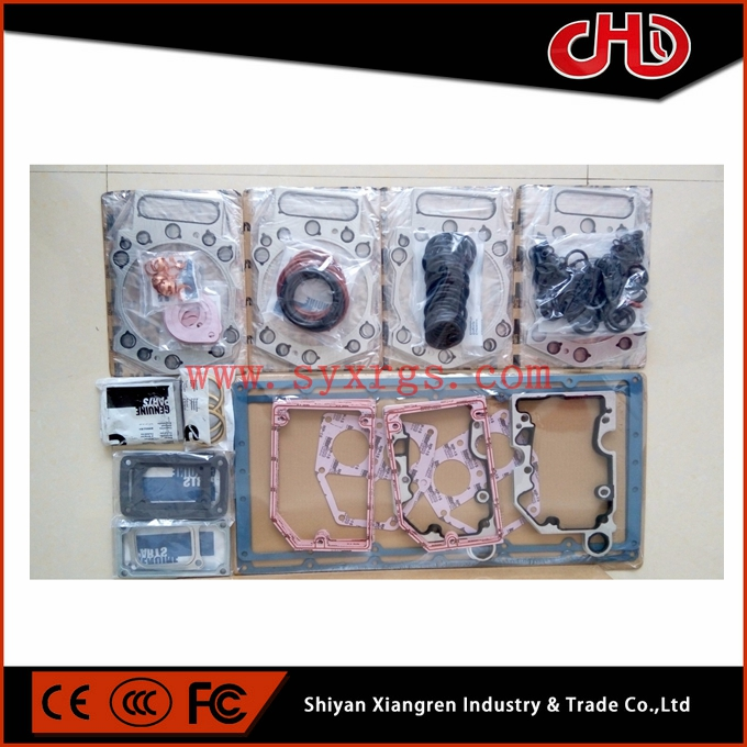CUMMINS KT Engine Upper Gasket set 3800731