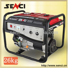 Senci Brand 1kw-20kw Single Phase Electric Micro Generator