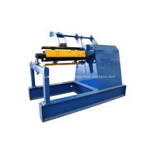 automatic material ppgi decoiler 5tons 10tons