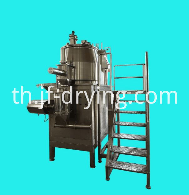 11.22 High speed mixer granulator machine