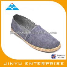 Großhandel Mann's billig Leinwand Schuh