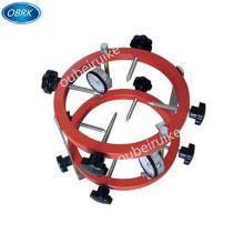 6x12inch concrete Compressometer Extensometer Mechanical Dial for Elastic Modulus determination