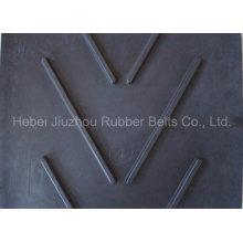 Chevron Pattern Rubber Conveyor Belt