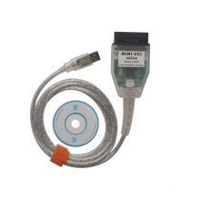 para Toyota Tis Techstream Mini Vci J2534 herramienta de diagnóstico OBD Scanner