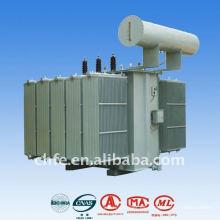 110 KV serie eléctrica transformador de distribución