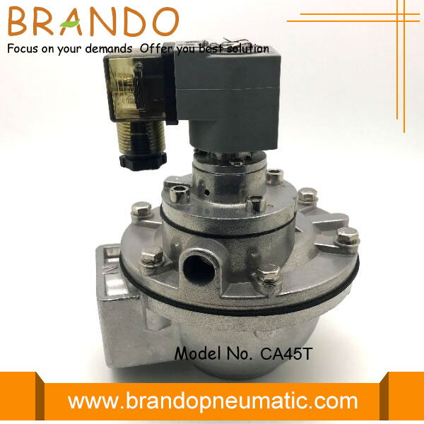 CA45T 2 Inch Inlet and Outlet Diaphragm Valve