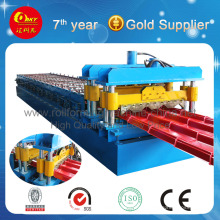 Hky1100 Arc Type Glazed Tile Roll Forming Machine
