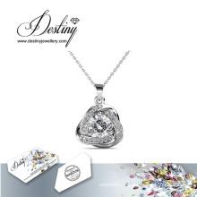 Destin bijoux cristal de Swarovski Galaxy pendentif & collier