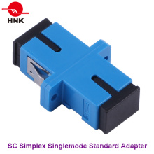 Sc Simplex Singlemode Standard Fiber Optic Adapter