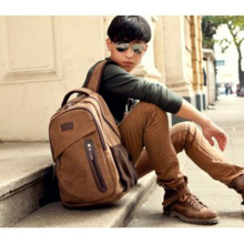 Custom canvas backpack bag/cool hunting backpack