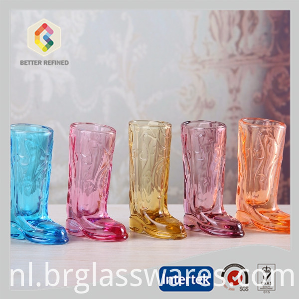 shot drinking glass cups