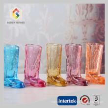tiro de 20ml inquebrável alta qualidade beber copos de vidro