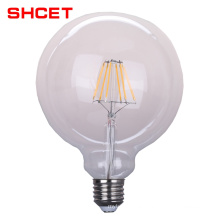 wholesale factory price manufacturer g125 led filament bulb light