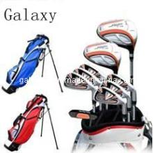 Alta qualidade personalizado conjunto de golfe de liga de titânio