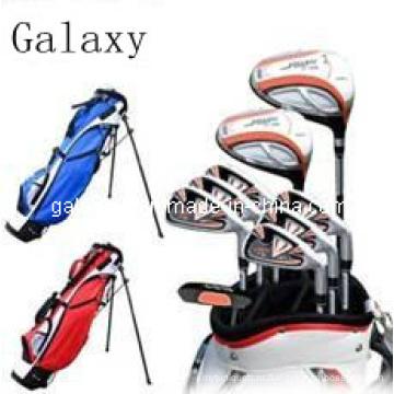 Высокое качество подгонять титанового сплава гольф набор