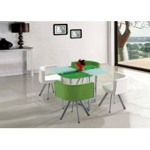 High Quality 1+4 Dining Set