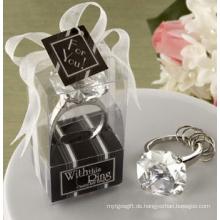 Hotel Dekoration Crystal Diamond Serviettenring