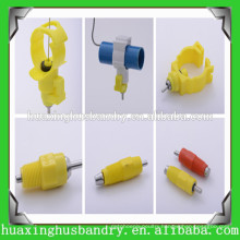 Hot poultry nipples chicken nipple nipple drinker for chickens with ball valve poultry nipple drinker