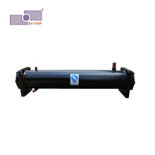 12 Ton Shell-and-Tube Heat Exchanger with Sea Water