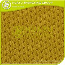 YT-0507 100 Tecido de malha de poliéster Tricot Air Para têxteis-lar