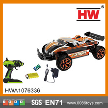 New Design High Speed RC Car Model 1/18	With Charger
